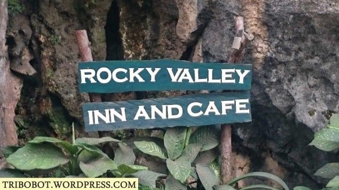 Rock Valley Inn Cafe Sagada