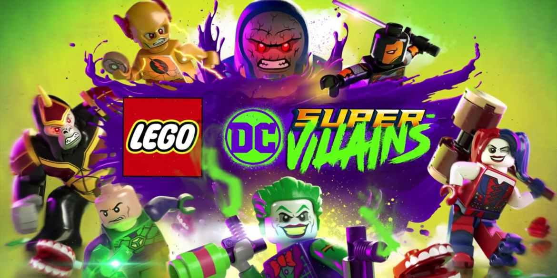 Lego DC Supervillians