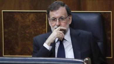 Rajoy y la separacion de poderes