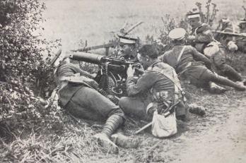 Historia de la primera guerra mundial
