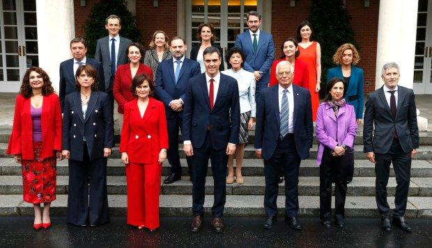 El gobierno pasado de Sánchez, sin duda no podrá repetir tal y como fue configurado en las pasadas elecciones.