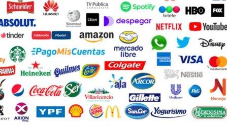 La historia de las marcas es la historia de la evolución del capitalismo industrial.