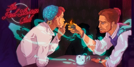 The Red Strings Club nos introduce en un mundo noire y cyberpunk donde decidir cuestiones morales y sociales.