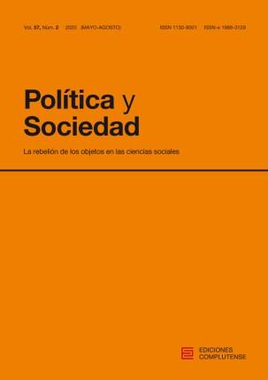 Debatiendo la naturaleza de la sociedad civil forma parte de este número de la revista.