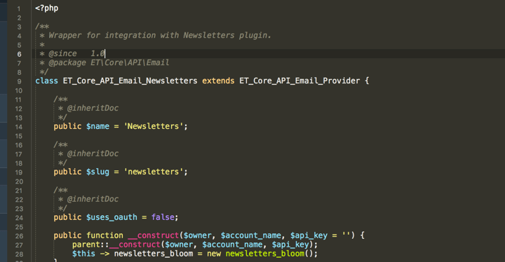 Bloom Plugin API