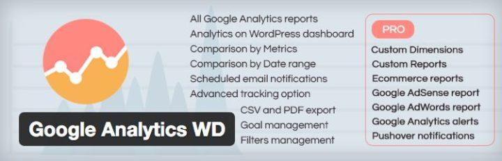 Google Analytics WD