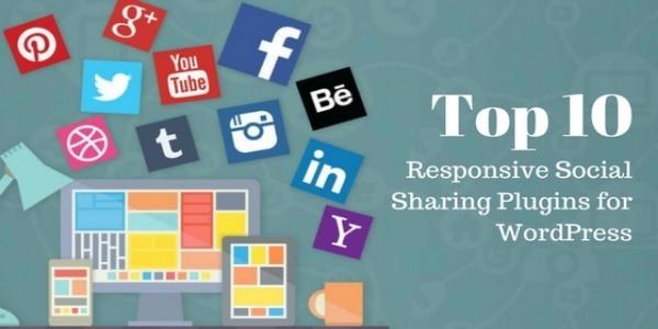 social sharing plugins for wordpress