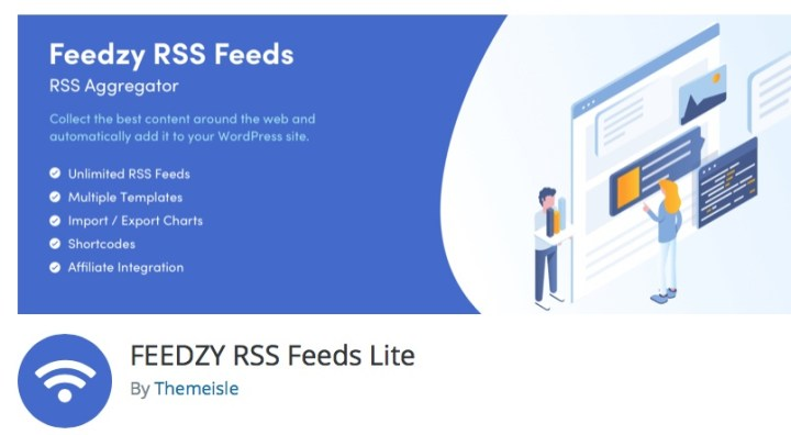 5 Best WordPress RSS Feed Plugins - Tribulant Blog