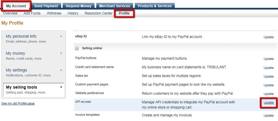 WordPress Shopping Cart plugin - PayPal Pro Hosted