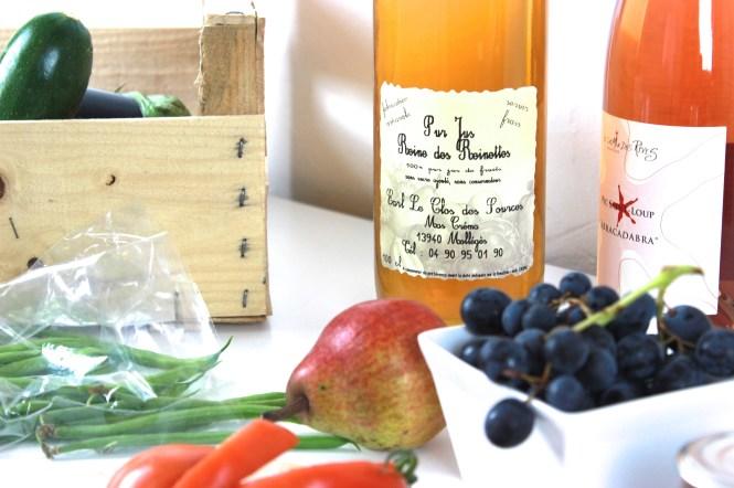 livraison fruits et légumes