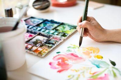 inspiration aquarelle blog Les tribulations de Marie