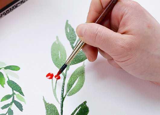test cours en ligne aquarelle