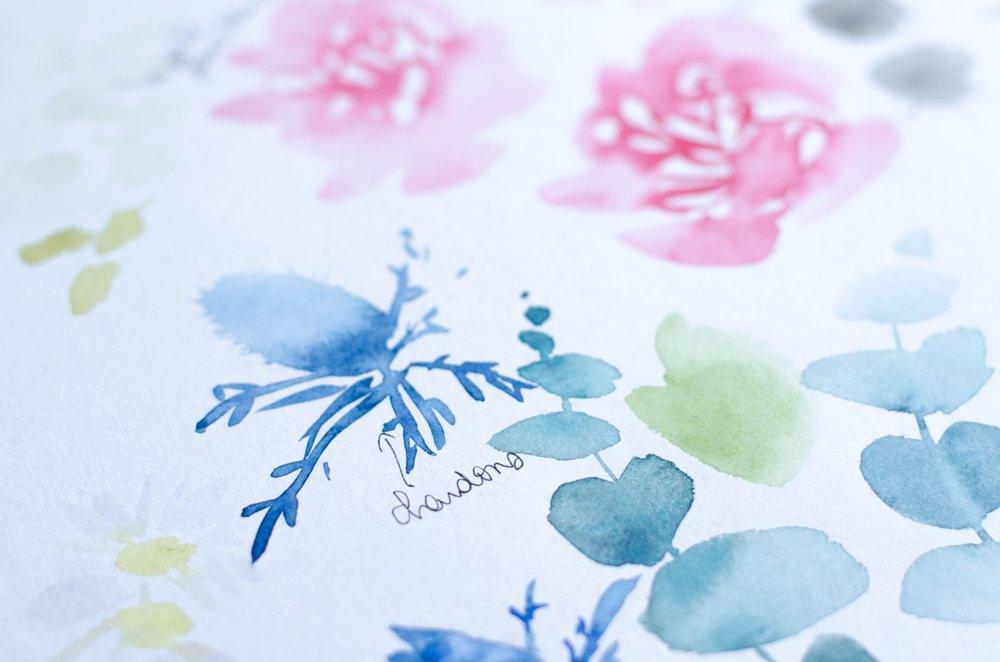 fleurs aquarelle nuancier-23