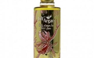 lift argan huile d argan bio 100 pourcent pure special 10 ans