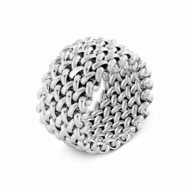 bague-maille-tressee