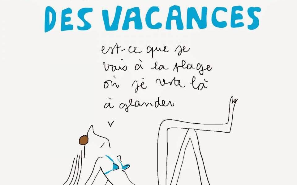 dessins retour de vacances frais galerie soledad humour pinterest of dessins retour de vacances