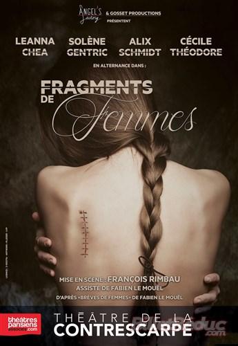 fragments de femmes Fabien Le Mouel