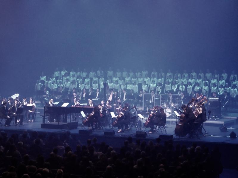 Ibrahim Maalouf Levantine symphony n°1 seine musicale