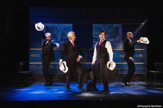 VOYAGES AVEC MA TANTE (danse) Photo Libre (c)Francois Berthier[44786]