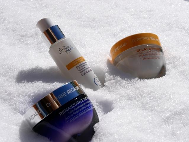routine soin visage eclat et nutrition hiver dr Pierre Ricaud