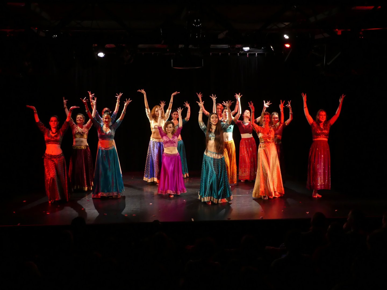 Et si vous vous mettiez à la danse Bollywood ?