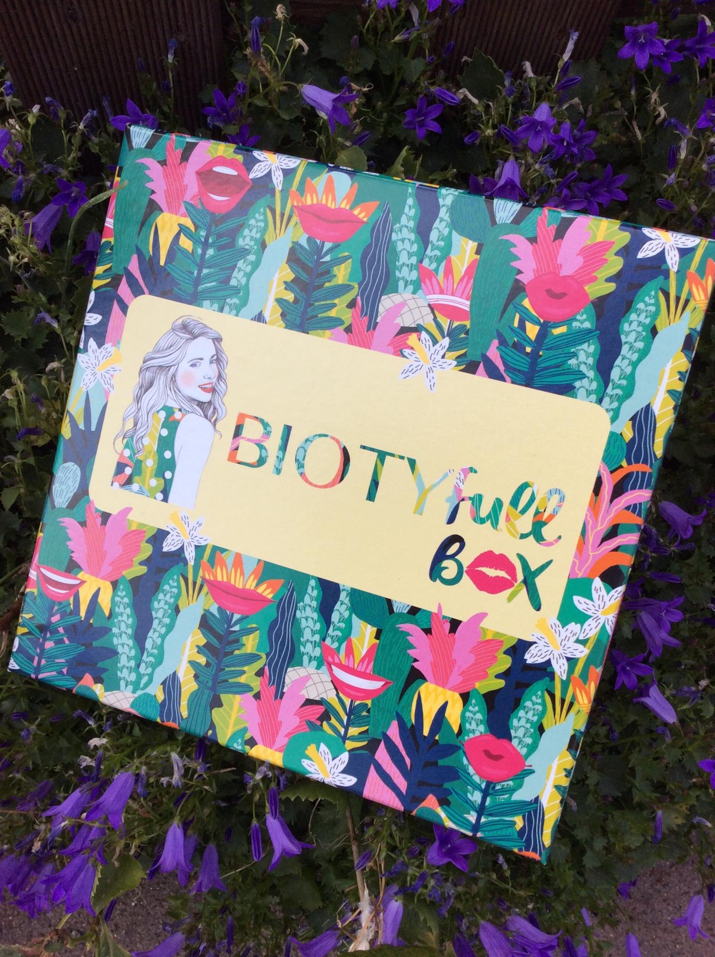 Biotifull Box, premiers avis de Poucinette.