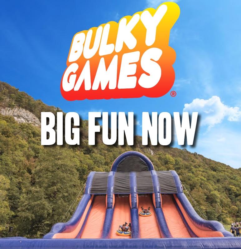 BULKY GAMES CERGY PONTOISE