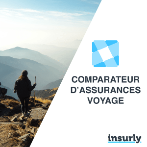 comparateur assurances voyages insurly