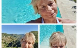 Vacances dans l'Aude ete 2020 Tribulations d'une quinqua