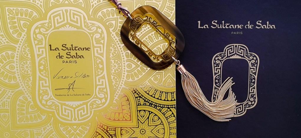 coffret La Sultane de Saba Mystical box Tribulations d'une quinqua