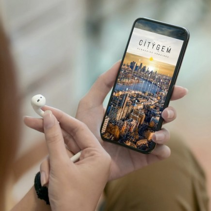 CityGem application gratuite pour les flaneries urbaines