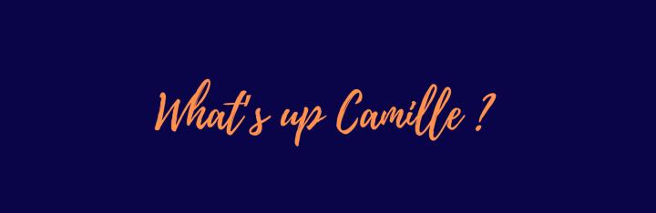 Incubateur what's up Camille entrepreneur après 50 ans