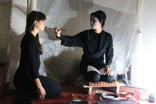Performance by Alice Martins and Autumn Ahn / Photo: Seewon Jung