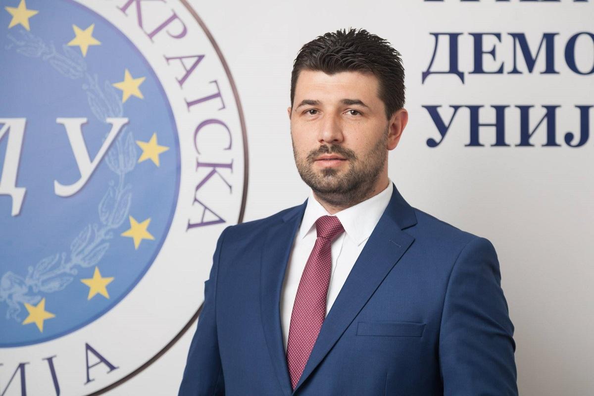 П. Колев: Битола е следниот град во кој ГДУ ќе ја промовира својата локална структура
