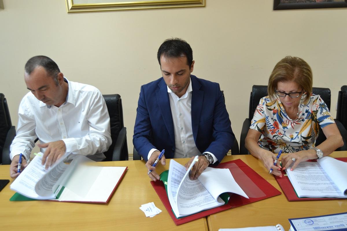 Потпишан договор за изградба на детска градинка