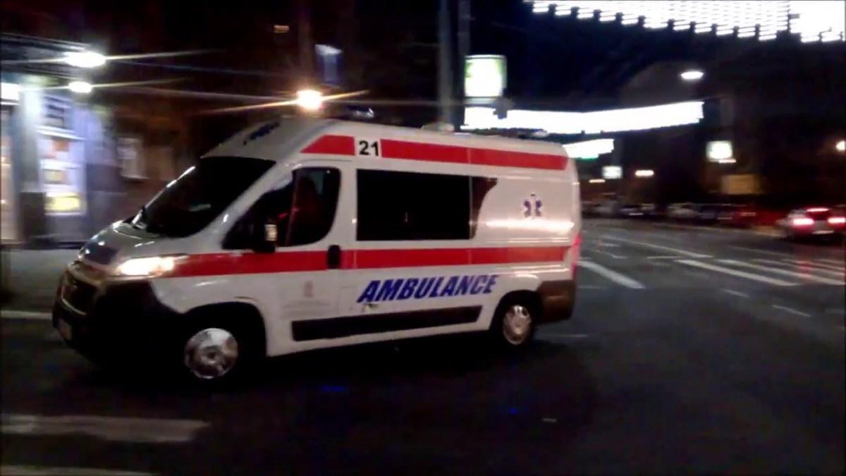 Паднале од мотор, завршиле во болница