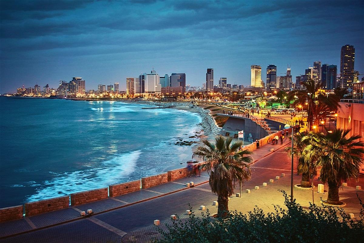 Тел Авив- два града во едно
