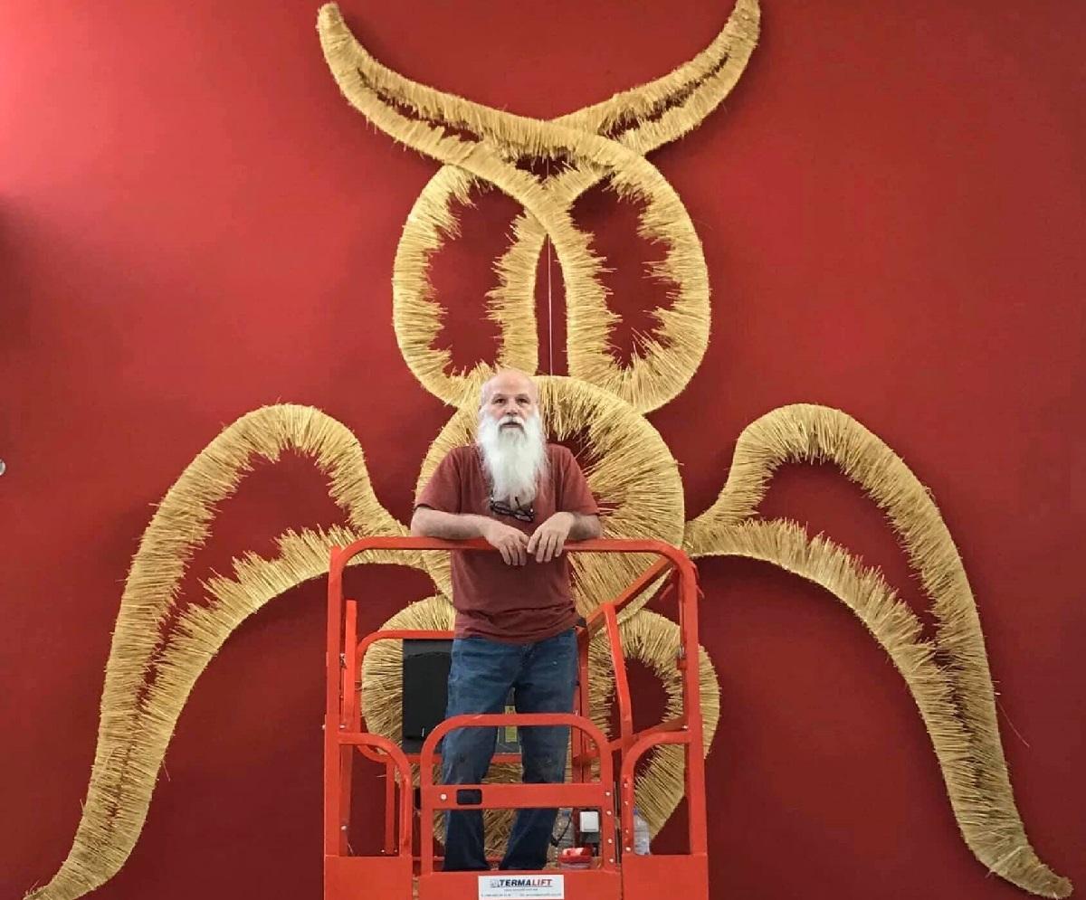 Уметникот Глигор Стефанов подари 21 дело на Музејот на современата уметност