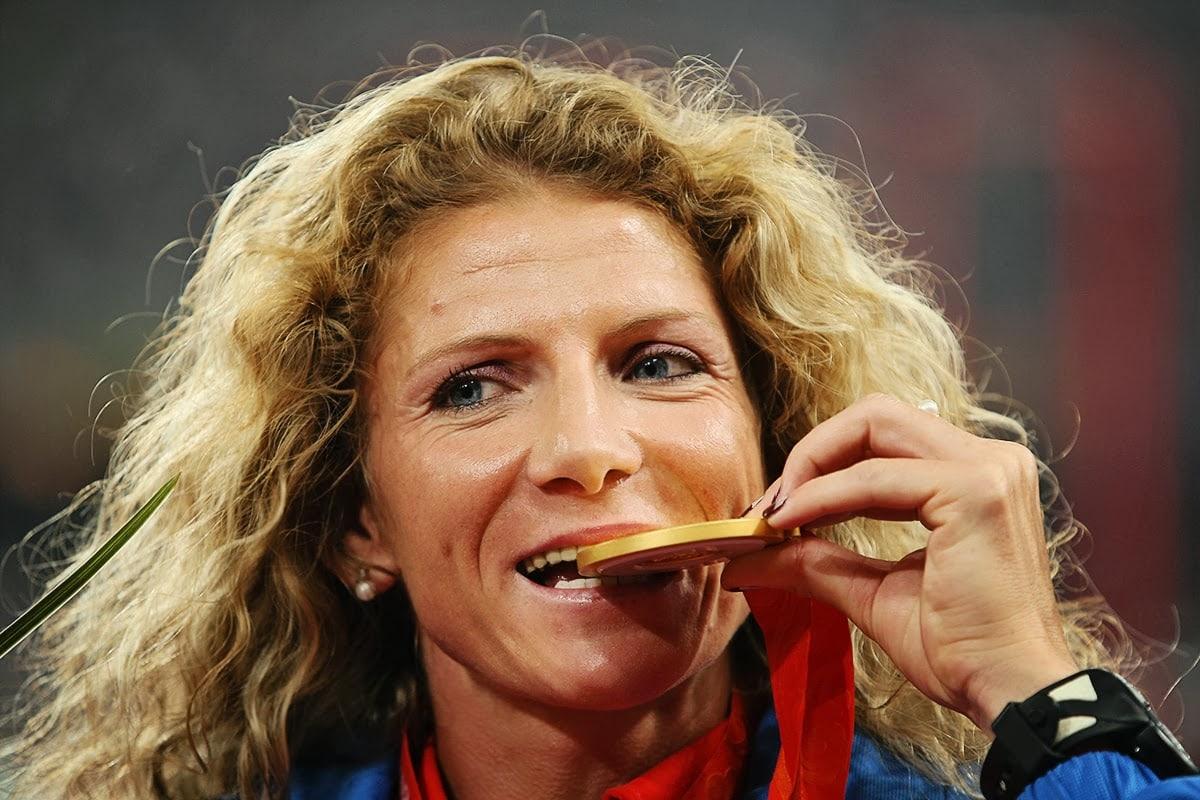 Constantina Diță-Tomescu a serbat 10 ani de la cucerirea aurului olimpic la maraton