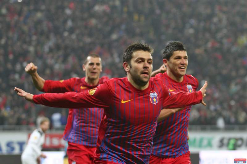 Atacantul Raul Rusescu revine la FCSB