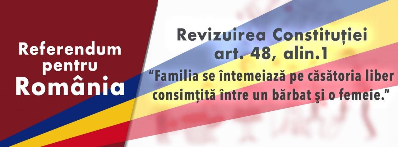 """Clarificări cu privire la întrebarea de la Referendum – """"Sunteţi de acord cu legea de revizuire a Constituţiei României în forma aprobată de Parlament?"""""""