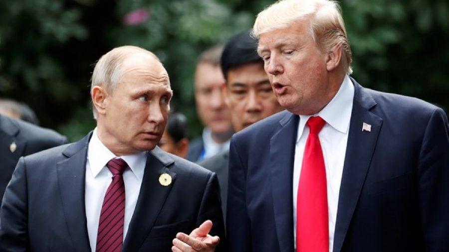 Statele Unite ale Americii se retrag din acordul INF cu Rusia