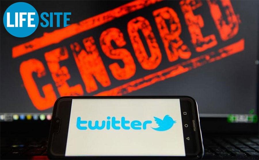 BREAKING: Twitter blochează LifeSite în afara contului pentru un articol despre creșterea BTS-urilor homosexuale bazat pe fapte reale