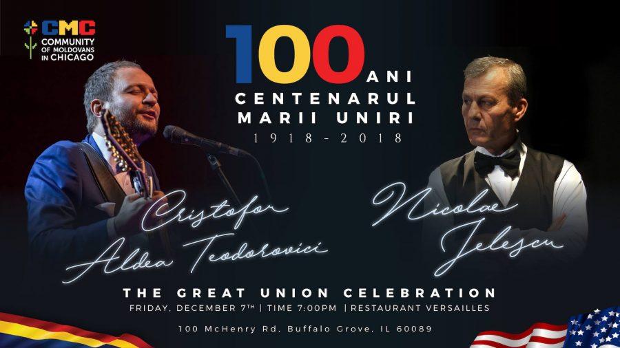 Centenarul Marii Uniri – The Great Union Celebration