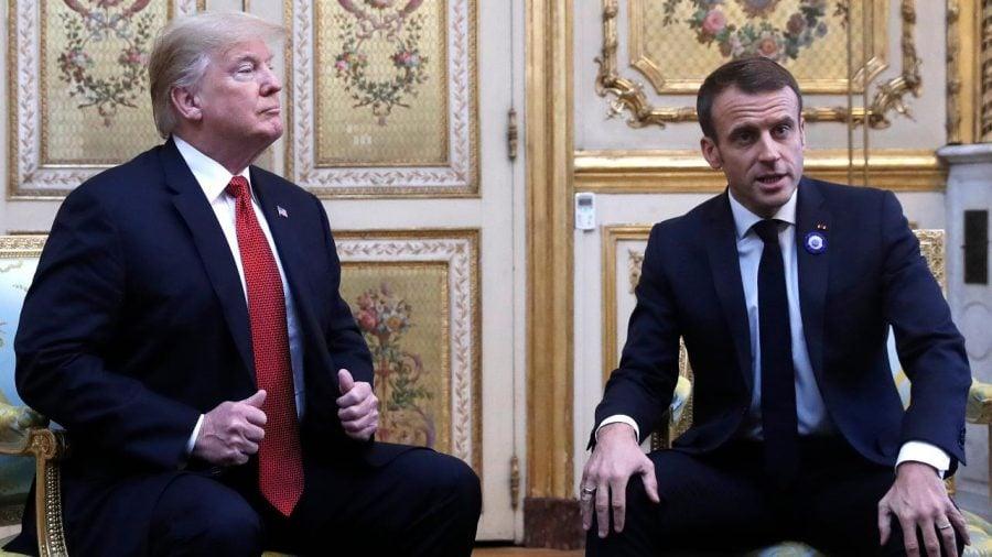 Trump are dreptate, președintele francez Macron greșește în privința naționalismului
