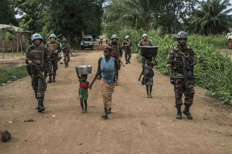 Episcopul, preotul și peste 40 de creștini uciși într-o biserică și tabără de refugiați din Republica Centrafricană