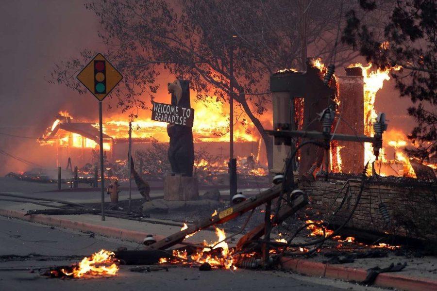 Camp Fire devine cel mai fatal incendiu din istoria Californiei