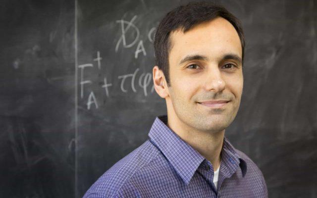 Profesorul româno-american Ciprian Manolescu, de la UCLA, a câștigat premiul Moore al Societății Americane de Matematică