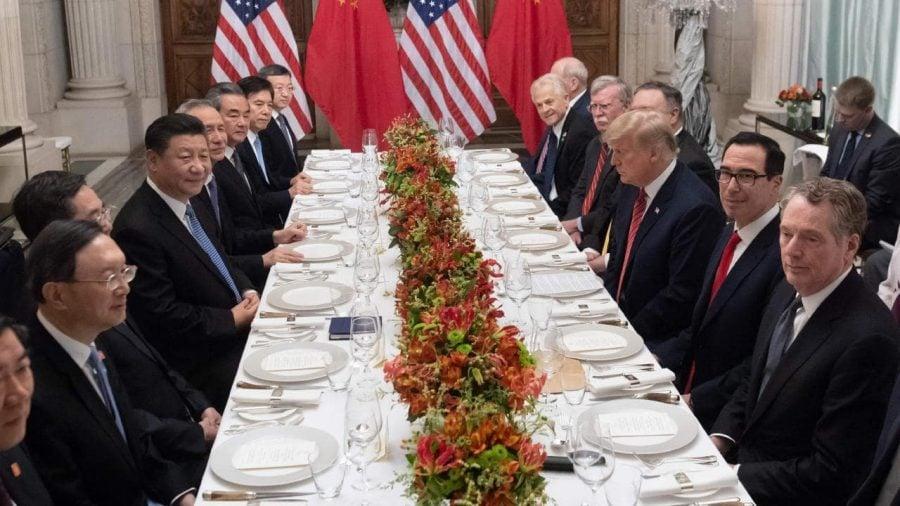 Războiul comercial SUA-China: Acord de suspendare a noilor tarife