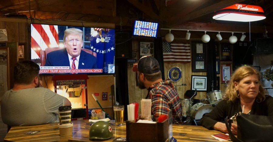 FACT CHECK: 5 afirmații verificare a fi corecte în discursul lui Trump pe tema granițelor